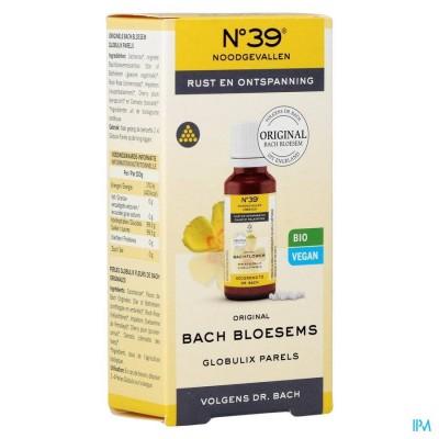 Bachbloesem Bio N°39 Noodgevallen Parels 20g