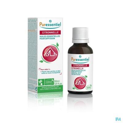Puressentiel Verstuiving Citronella Complexe 30ml