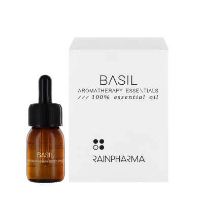 Rainpharma Aromather. Essent. Ess Oil Basil 30ml