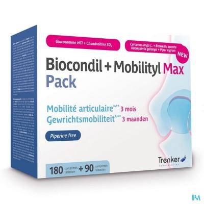 Biocondil Mobilityl Max Comp 180 + Comp 90