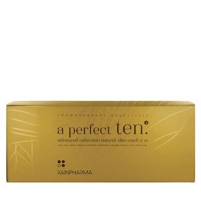 Rainpharma A Perfect Ten Skin Wash 2 10x100ml