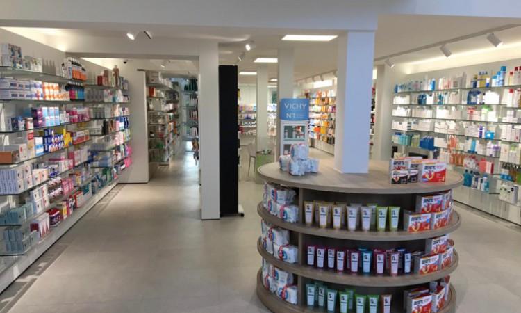 Welkom in onze vernieuwde apotheek!